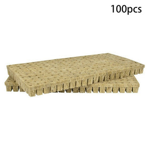 25x25x40mm Practical Mini Hydroponic Grow Compress - Garden & House