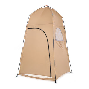 TOMSHOO 120 * 120 * 210cm Outdoor Shelter Camping Shower Bath - Tent