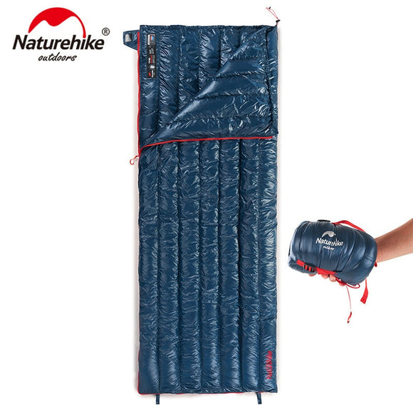 Naturehike 570g Ultralight Waterproof White Goose Down - Sleeping Bag
