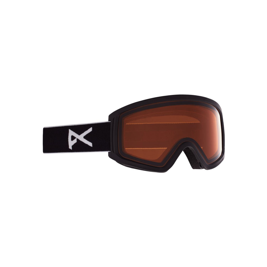 ANON KIDS TRACKER 2.0 GOGGLES 2021 BLACK/AMBER