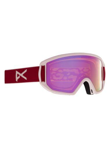 ANON YOUTH RELAPSE JR MFI GOGGLES 2021 BERRY/PINK AMBER