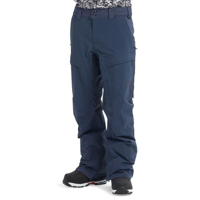 Burton AK Gore-Tex Swash snowboard pants from front