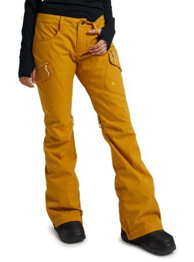 Burton Womens Gloria Pant HARVEST GOLD S