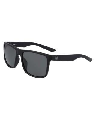 DRAGON MERIDIEN POLARISED SUNGLASSES Matte Black / Smoke Polarised