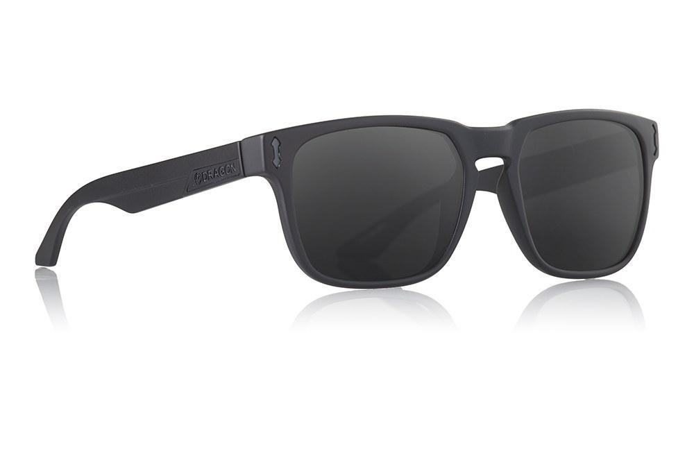 DRAGON MONARCH H20 SUNGLASSES 55MatteBlackLumalensSmoke