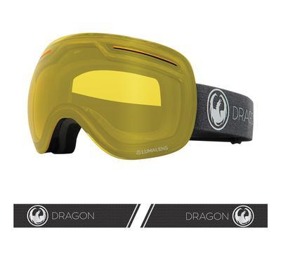 Dragon X1 Photochromic Snow Goggle Echo / Photochromic Yellow