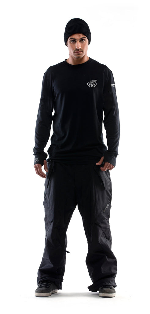 NZ Men's Olympic Long Sleeve