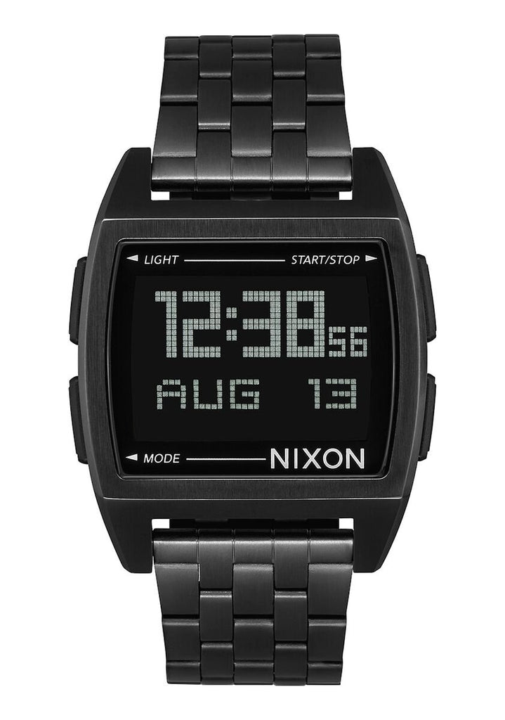 NIXON BASE WATCH BLK