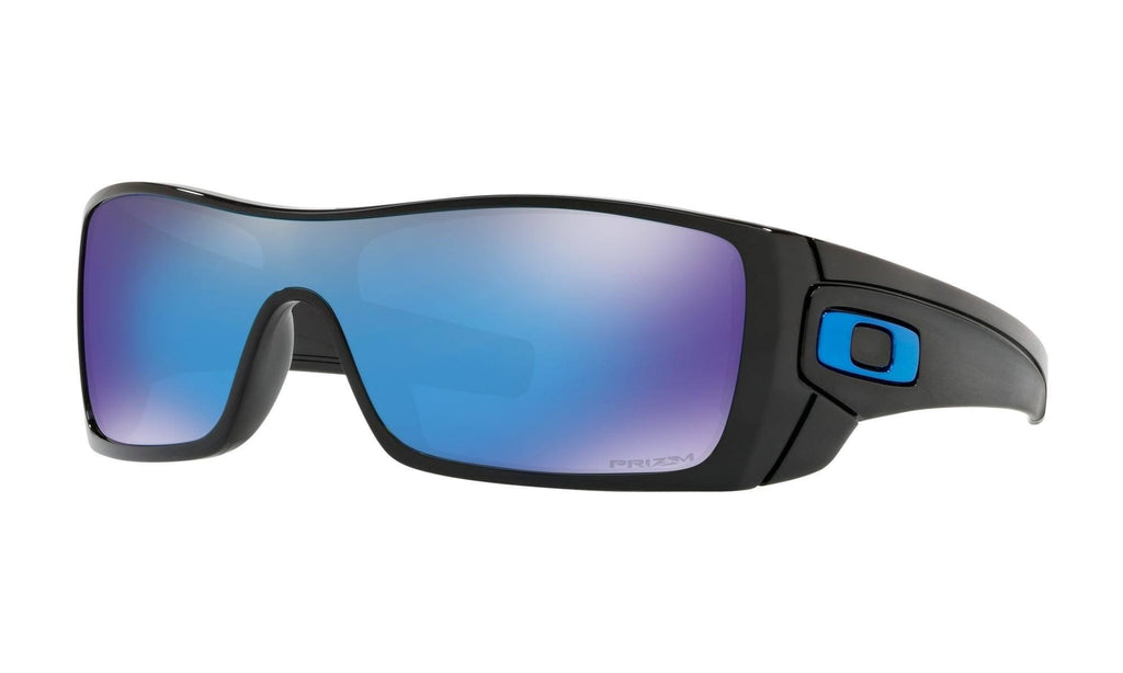 OAKLEY BATWOLF SUNGLASSES PolBlkPrizmSapphirePT