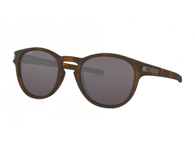 OAKLEY LATCH SUNGLASSES MatteBrownTortoise / PrizmBlack