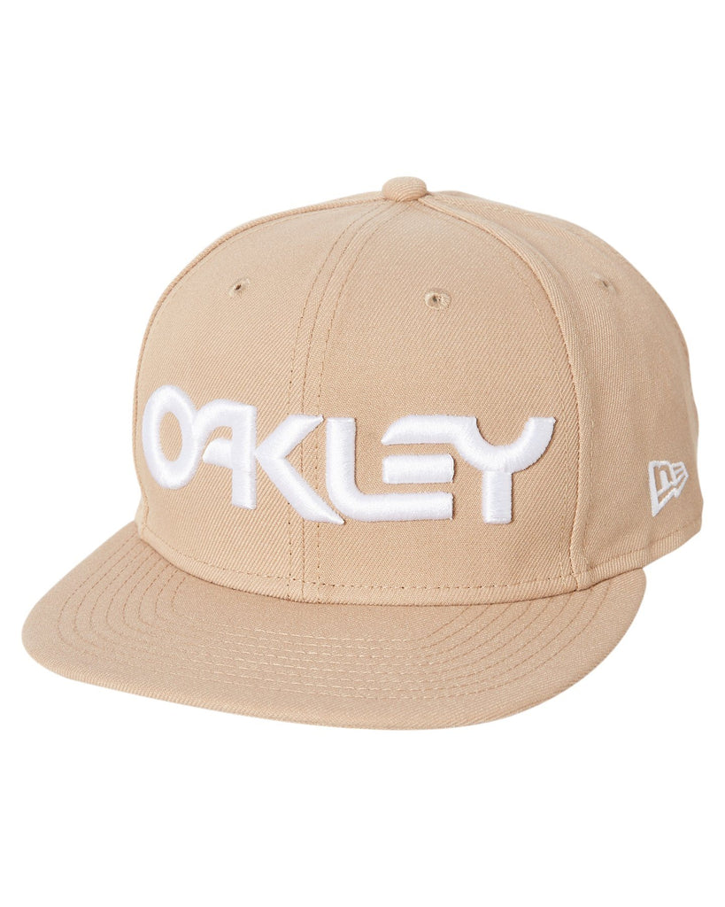 OAKLEY MARK II NOVELTY SNAPBACK CAP Safari