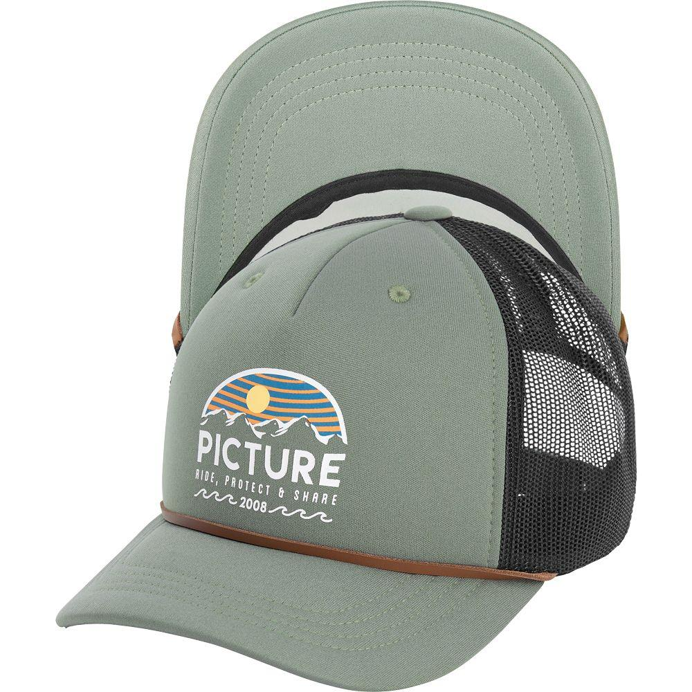 Picture Kuldo Trucker Cap Army Green