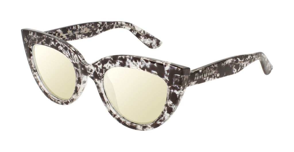 PRIVE REVAUX DOUBLE TAKE POLARISED SUNGLASSES