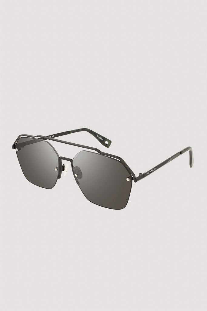 PRIVE REVAUX THE ONE SUNGLASSES Black