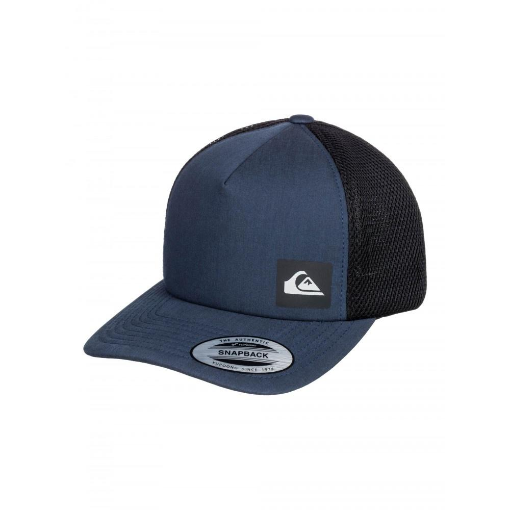 QUIKSILVER HIP TECH TRUCKER CAP