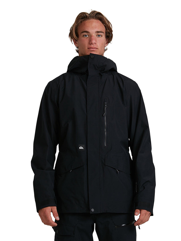 Quiksilver Mission Gore-Tex Jacket True Black XL