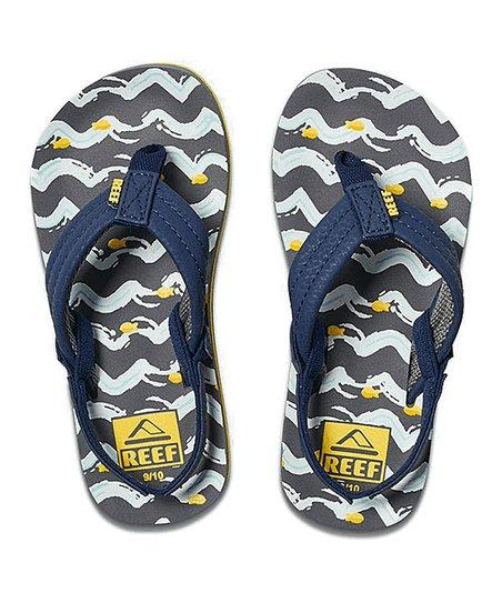 REEF LITTLE AHI YOUTH JANDALS NYF 12-Nov