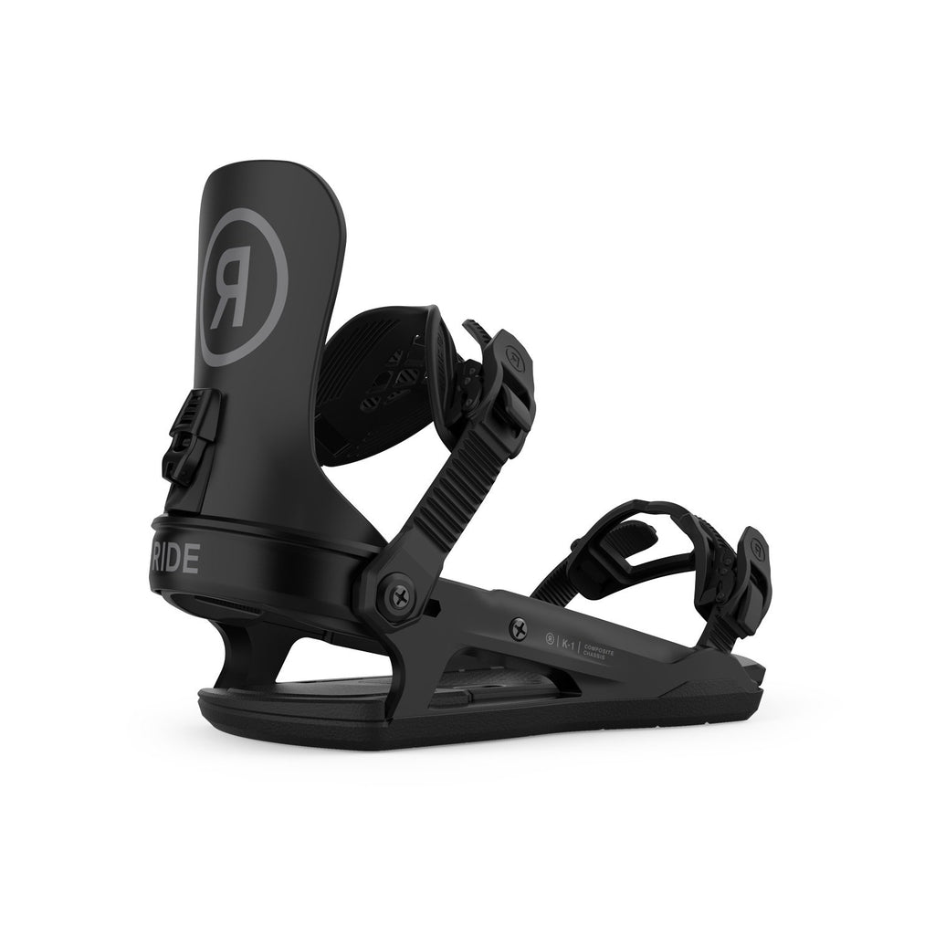 Ride K-1 Snowboard Bindings 2021