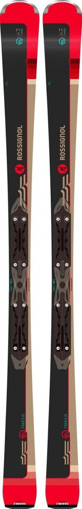 Rossignol Famous 6 Women's Ski 74 Package 2020 149cm - Online Only