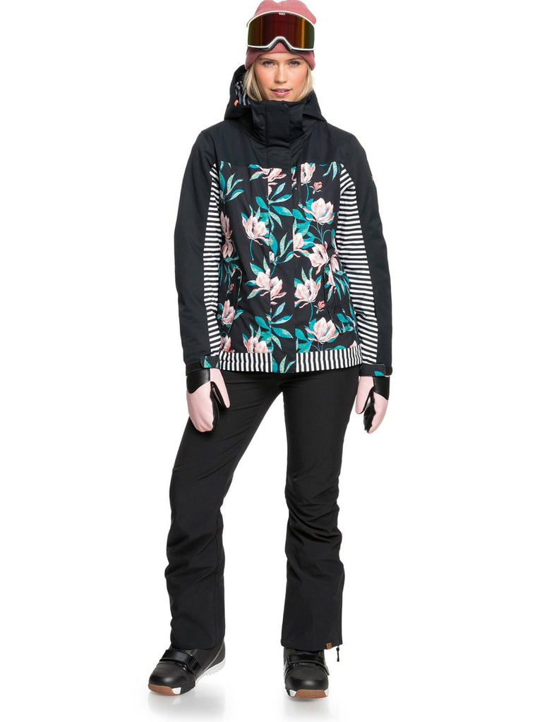 Roxy Jetty Block Snow Jacket