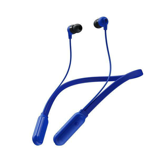SKULLCANDY INKD + WIRELESS HEADPHONES CobaltBlue