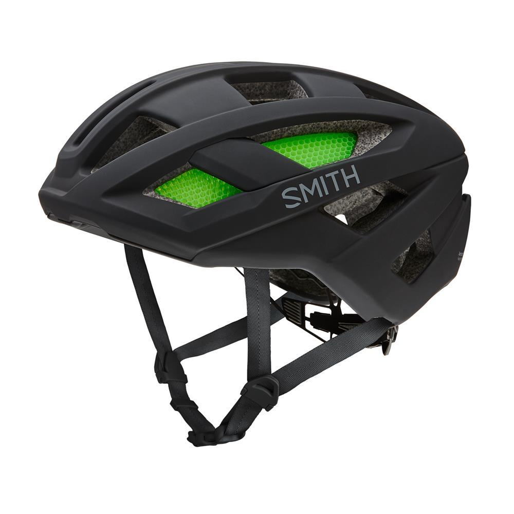 Smith Route Bike Helmet Matte Black SM