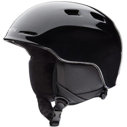 Smith ZOOM JR. Snow Helmet 2022 BLACK YOUTH SMALL