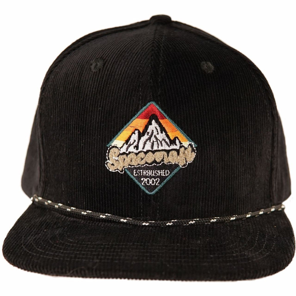 Spacecraft Explorer Cord Cap