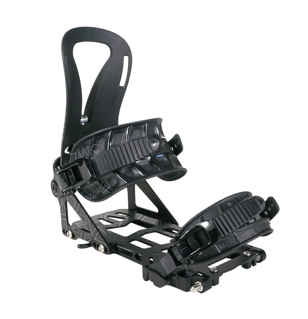 Spark Arc Bindings Black Medium