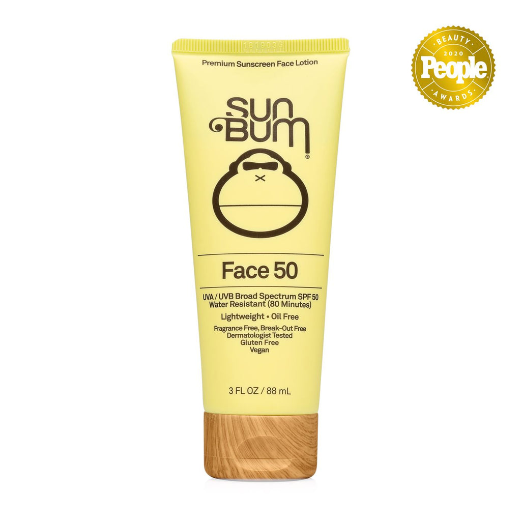 SUN BUM ORIGINAL FACE LOTION SPF 50