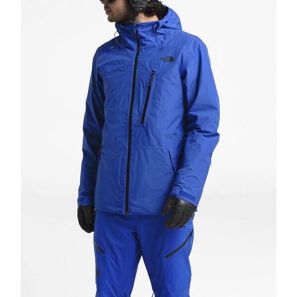 THE NORTH FACE DESCENDIT JACKET BLU L