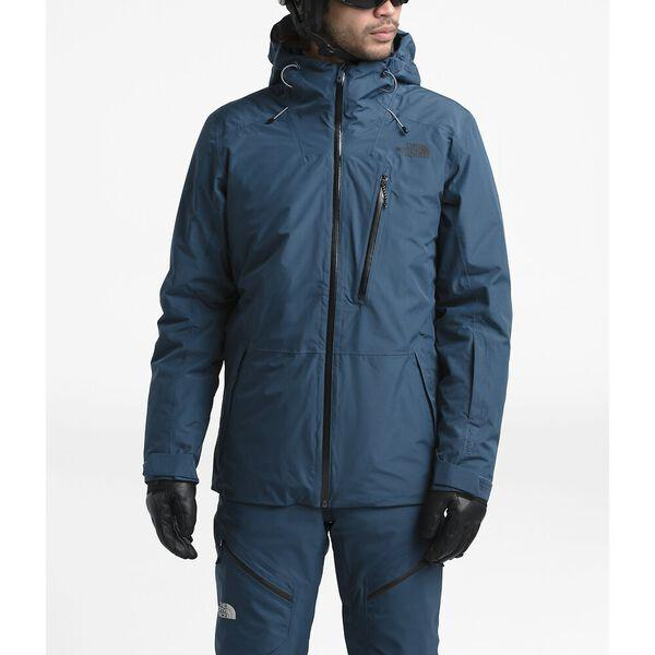 THE NORTH FACE DESCENDIT JACKET BLUTEA L