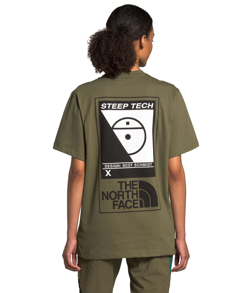 The North Face Unisex Short Sleeve Steep Tech Tee