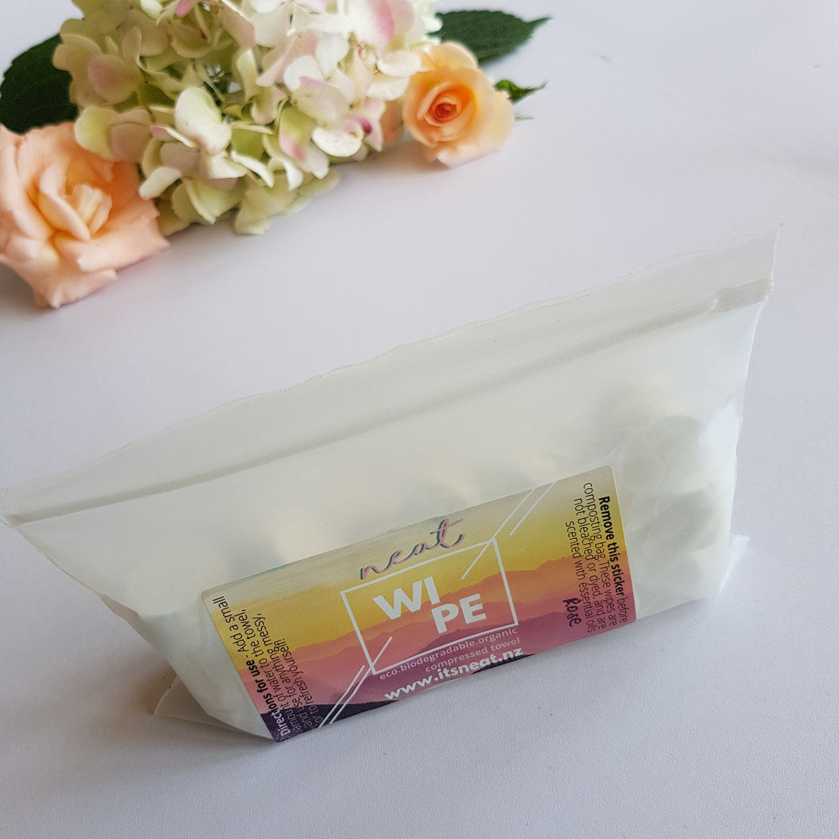 Eco Wipes - Neat Natural Products NZ