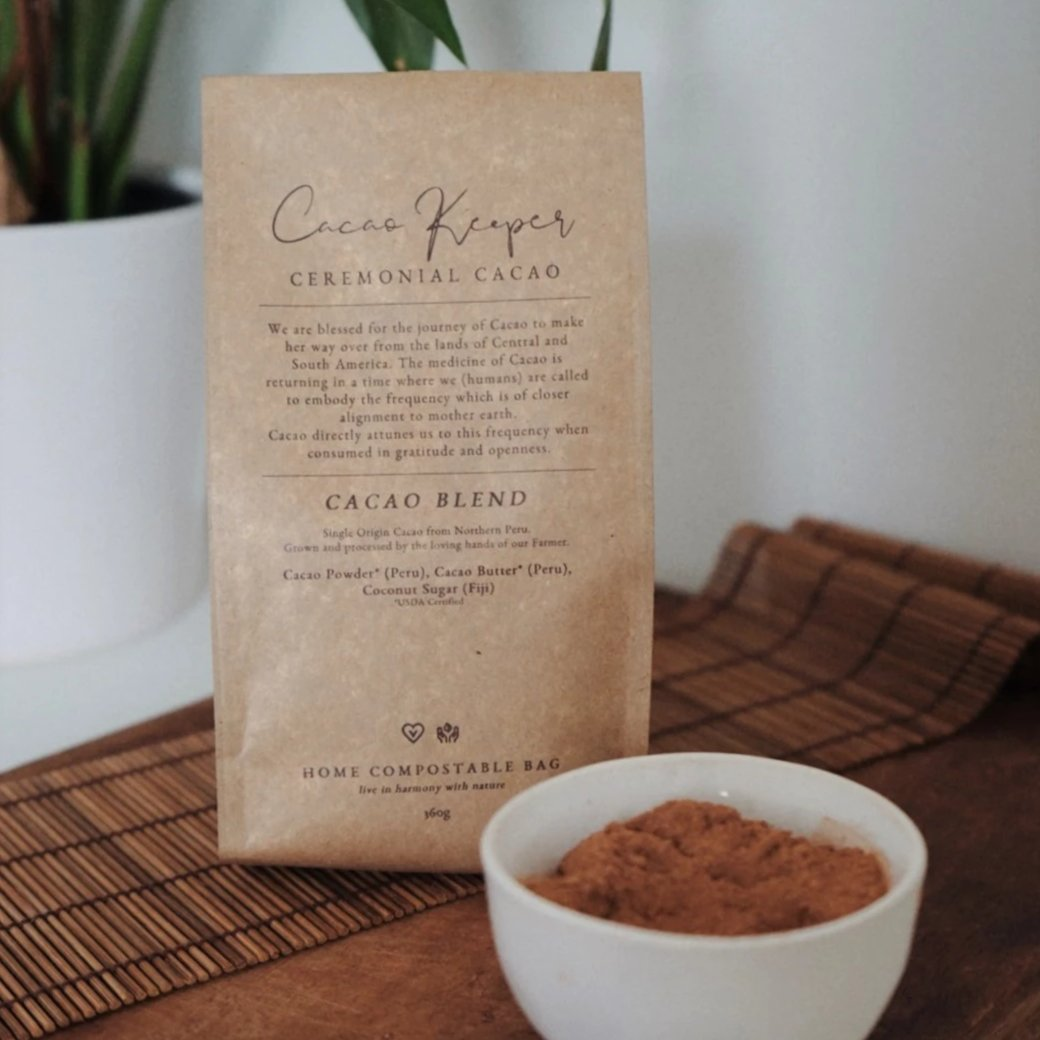 Pure Organic Ceremonial Cacao - Neat Natural Products NZ