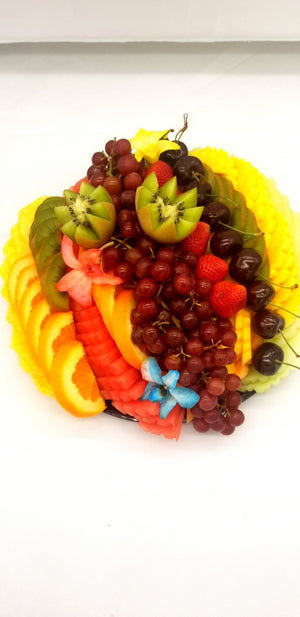 Fresh Fruit Platter - Fruits By Pesha