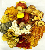 Dehydrated Fruit Platter - Rosh Hashanah Special Bouquet (Medium) - Fruits By Pesha