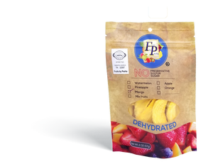 Dehydrated Mango Slices - Fruits By Pesha