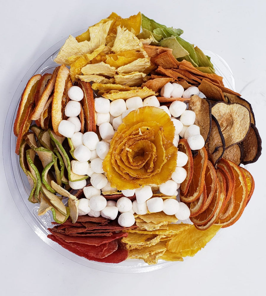 Munchmallow & Dried Fruit Bouquet - 10 Inch - Fruits By Pesha