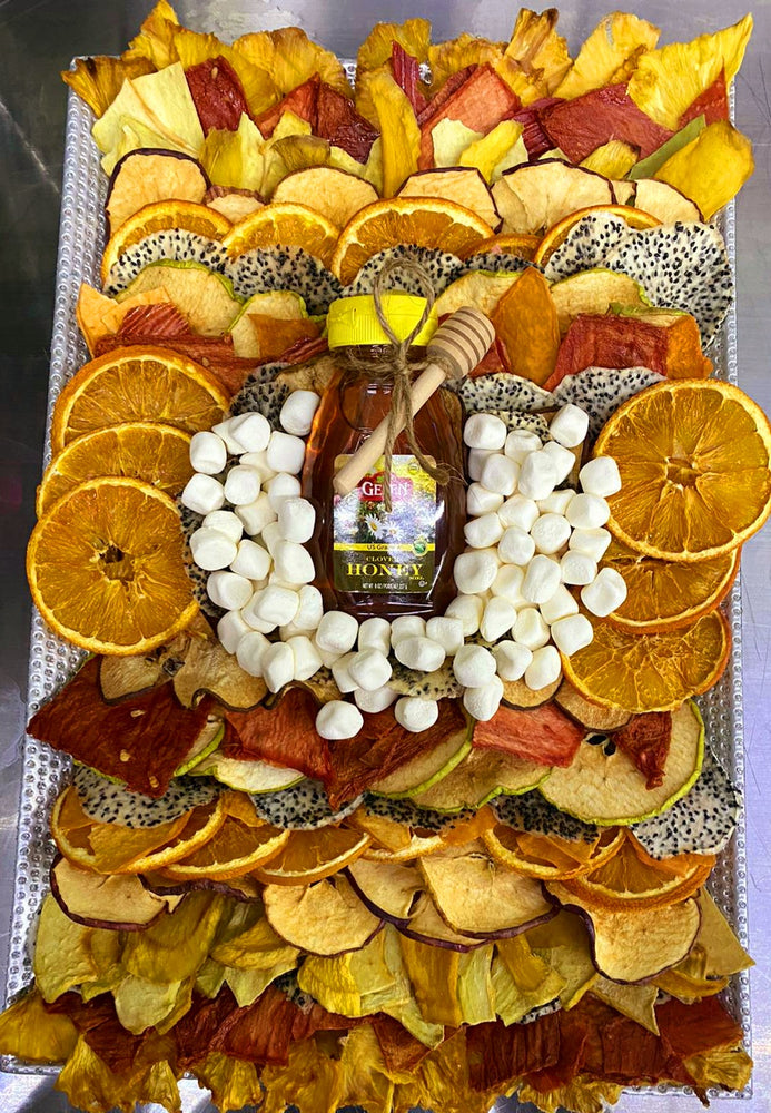 Dehydrated Fruit Platter - Rosh Hashanah Special Bouquet (Large) - Fruits By Pesha