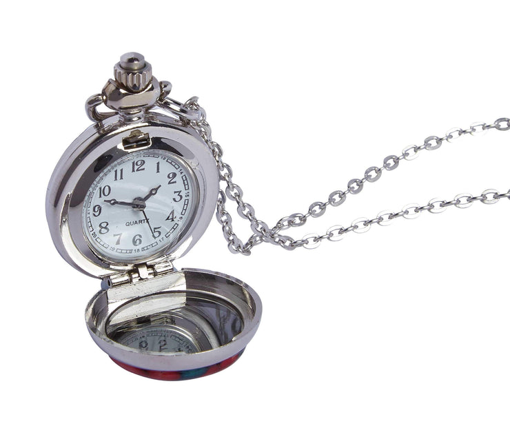 Heathergems Ladies Pendant Watch - Dandelion Jewellery