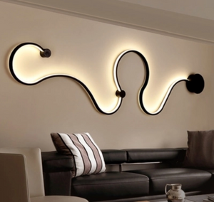 Ossomodo Cursive LED Lamp
