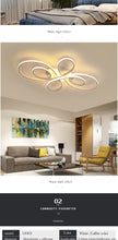 Load image into Gallery viewer, Ossomodo Modern Daisy LED Ceiling Lamp