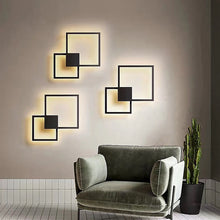 Load image into Gallery viewer, Ossomodo Modern Square LED Wall Lamp