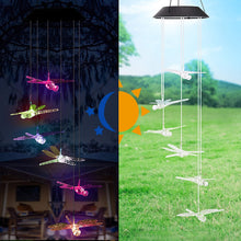 Load image into Gallery viewer, Solartor LED Wind Chime