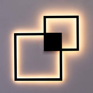 Ossomodo Modern Square LED Wall Lamp