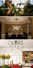 Load image into Gallery viewer, Nordic Retro Edison Bulb Chandelier