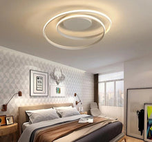 Load image into Gallery viewer, Ossomodo Modern Swirl Ceiling LED Lamp
