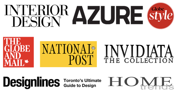 Amala Carpets has been featured in Interior Design Magazine, Azure, Globe and Mail, Invidiata, Design Lines, Home Trends, etc