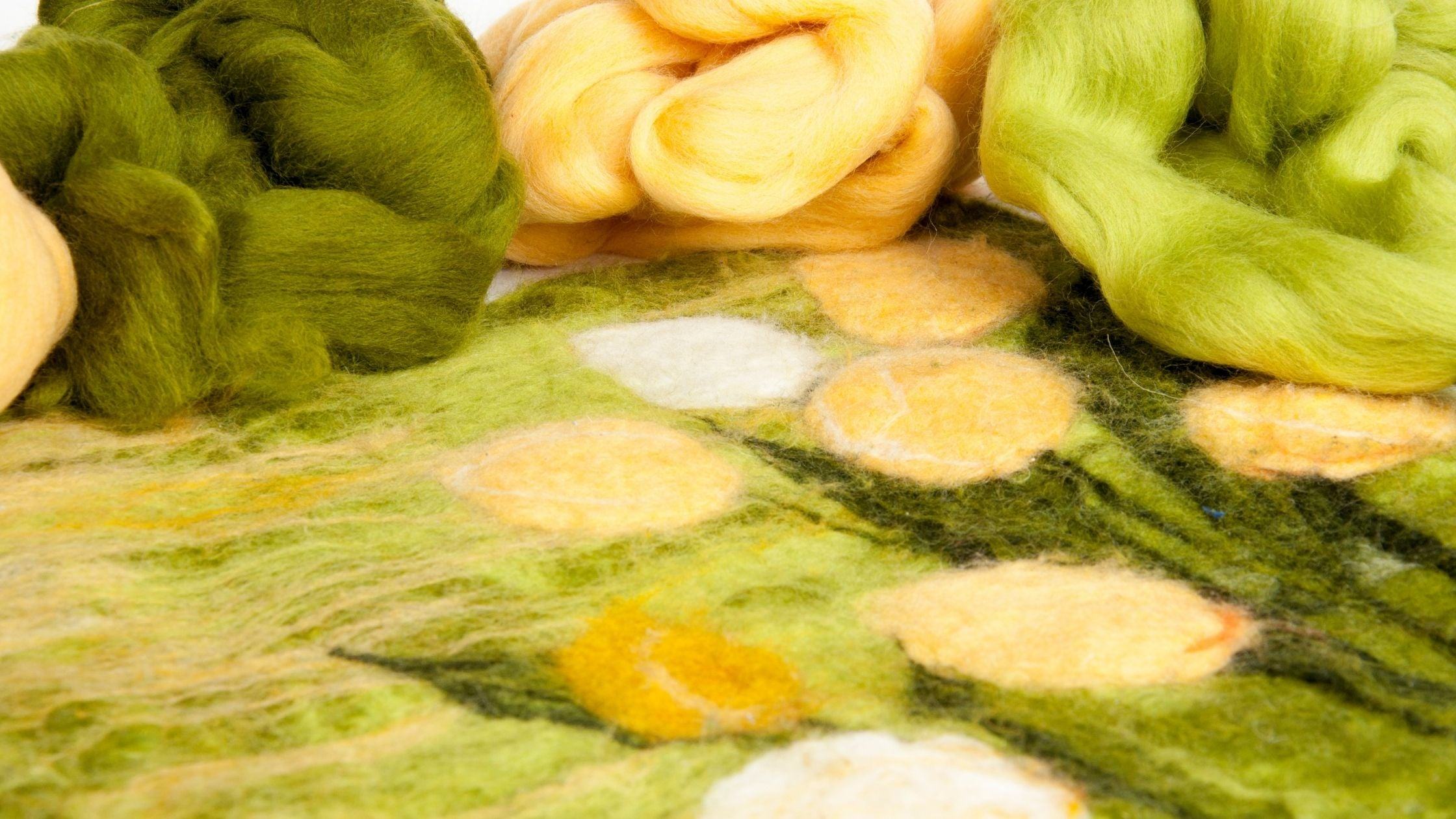 Felting, reFelting, relaxation, and consolidation. - why clothes shrink in the dryerlaxation, and consolidation.